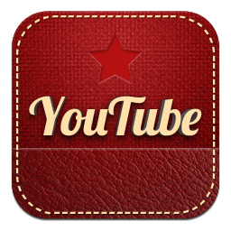 Retro YouTube-256x256